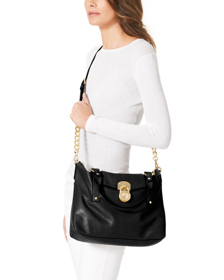 Medium Hamilton Slouchy Satchel