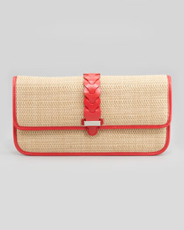 Cole Haan Bedford Clutch, Cherry