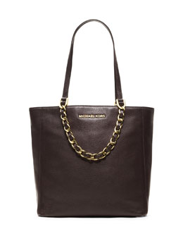 MICHAEL Michael Kors  Medium Harper Pebbled Tote