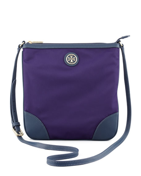 Robinson Swingpack Bag, Purple/Blue