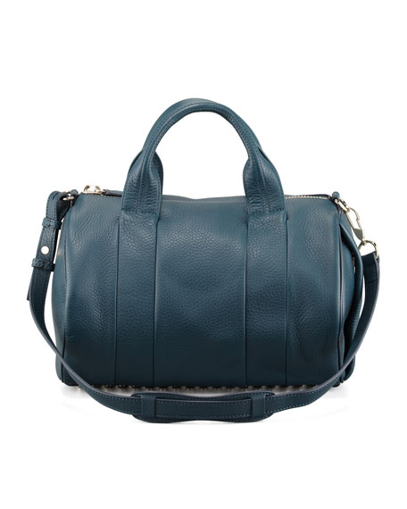 Rocco Stud-Bottom Duffel Bag