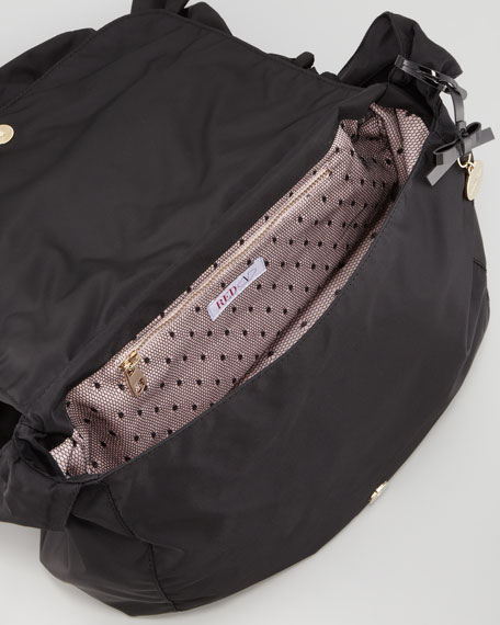 ruffles shoulder bag Red Valentino GWvvbMwVPX