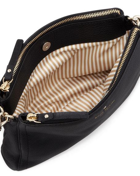 cobble hill lilibeth crossbody bag, black