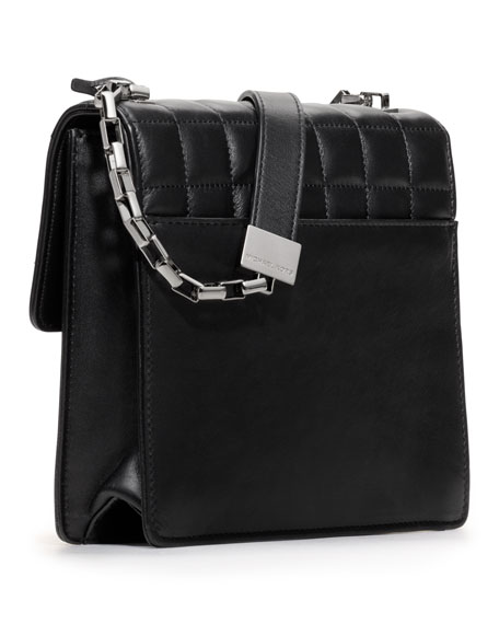 Gia Quilted Colorblock Crossbody