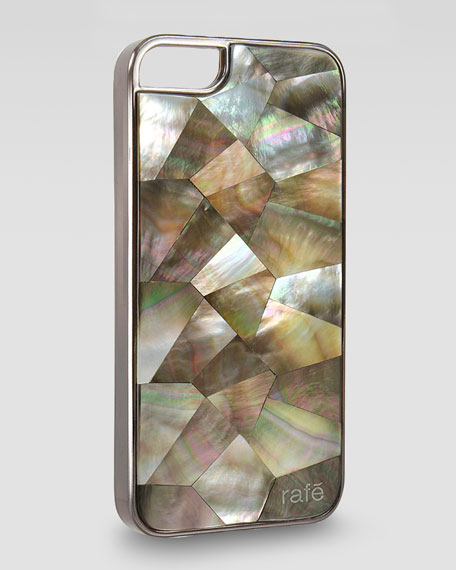 Mother-of-Pearl iPhone 5 Case, Light