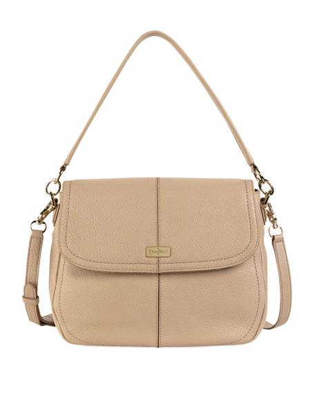 Village Jenna Shoulder Bag, Tan