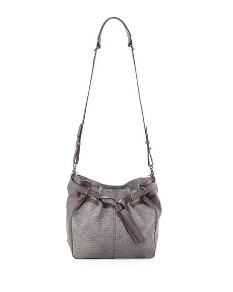 Bailey Leather Shoulder Bag