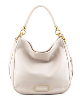 MARC by Marc Jacobs Too Hot to Handle Hobo Bag, Cream