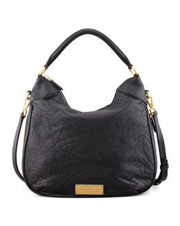MARC by Marc Jacobs Washed Up Billy Hobo Bag, Black