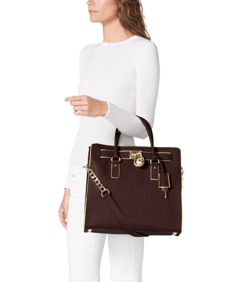 Large Hamilton Trimmed Tote