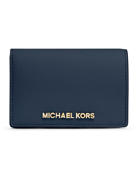 92da2eb58066 MICHAEL Michael Kors Medium Jet Set Travel Wallet