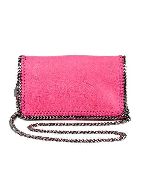 Falabella Crossbody Bag, Hot Pink