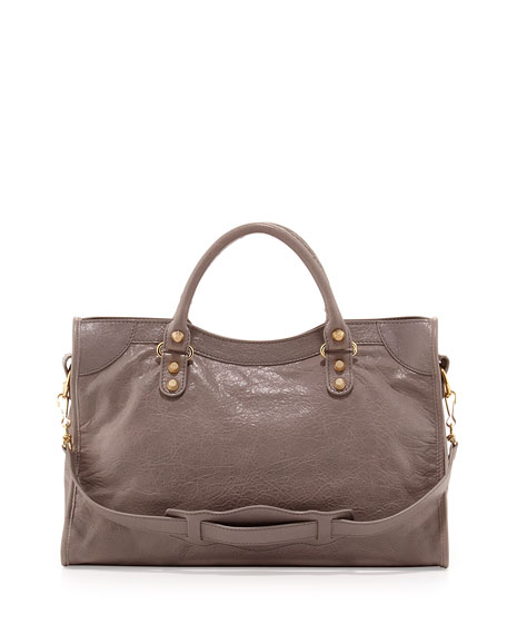 Giant 12 Golden City Bag, Pirate Gray