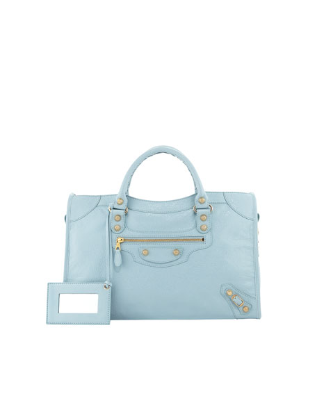 Giant 12 Golden City Bag, Blue