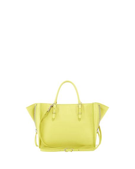 Papier A4 Mini Magnet Tote Bag, Yellow