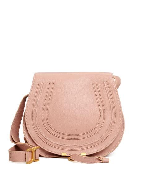 Marcie Medium Messenger Bag, Pink