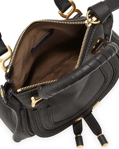 Chloe Marcie Shoulder Bag Black \u2013 Shoulder Travel Bag