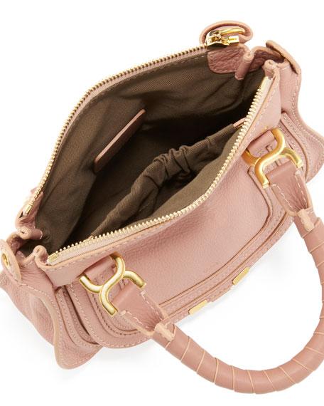 fake chloe handbags - Chloe Marcie Mini Shoulder Bag, Pink