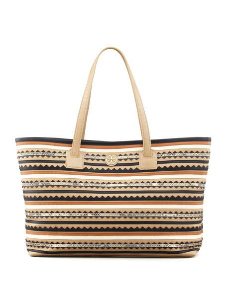Robinson Zig Zag East-West Tote Bag
