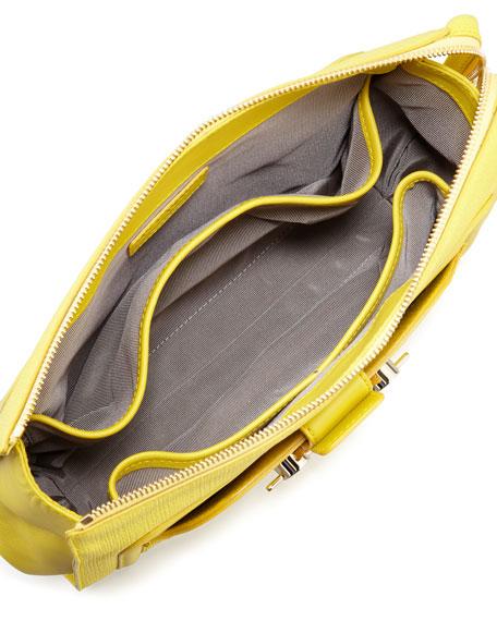 Daphne 2 Clutch, Yellow