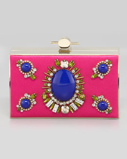Jason Wu Karlie Box Clutch Bag