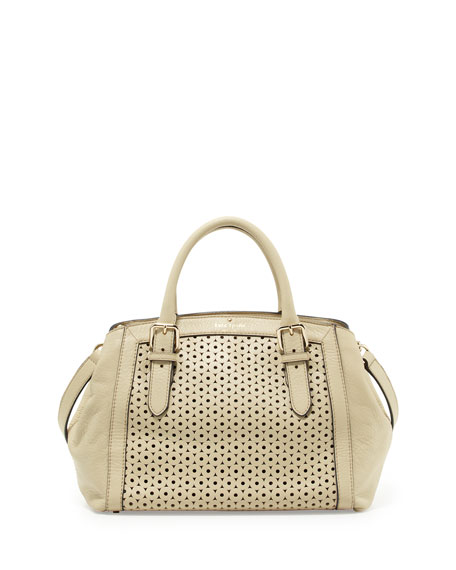 mercer isle sloan satchel bag, ostrich egg