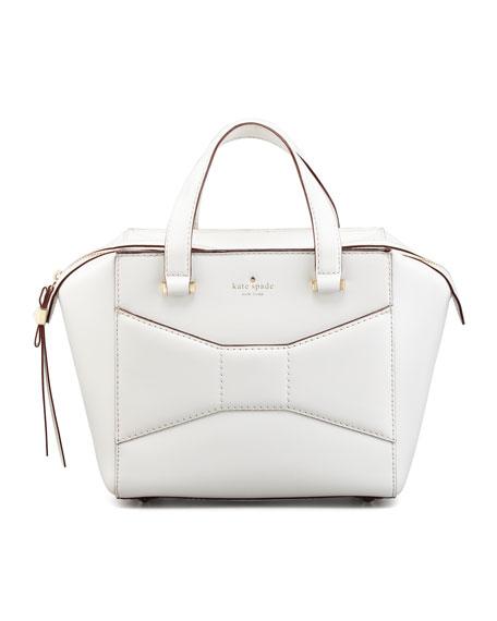 2 park avenue beau shopper tote bag, cream