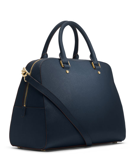 Large Jet Set Travel Satchel