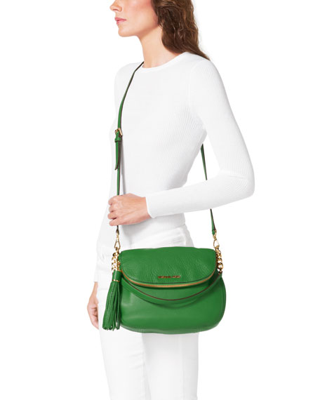Medium Bedford Tassel Convertible Shoulder Bag
