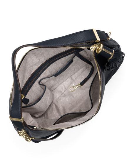 Large Bedford Tassel Shoulder Bag