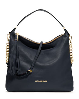 MICHAEL Michael Kors  Large Bedford Tassle Shoulder Bag