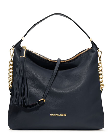 Large Bedford Tassel Shoulder Bag