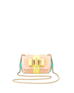 Christian Louboutin Sweety Charity Spiked Crossbody Bag