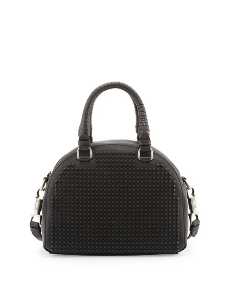 Panettone Studded Satchel Bag