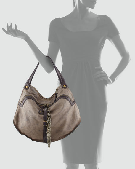 Kiley Punk Shoulder Bag