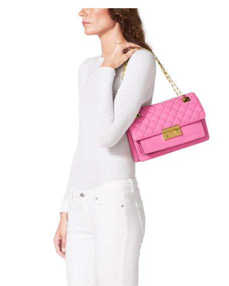 Gia Shoulder Flap Bag