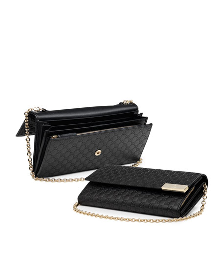 3a15d647e6c2 Gucci Microguccissima Wallet Black | Stanford Center for Opportunity ...