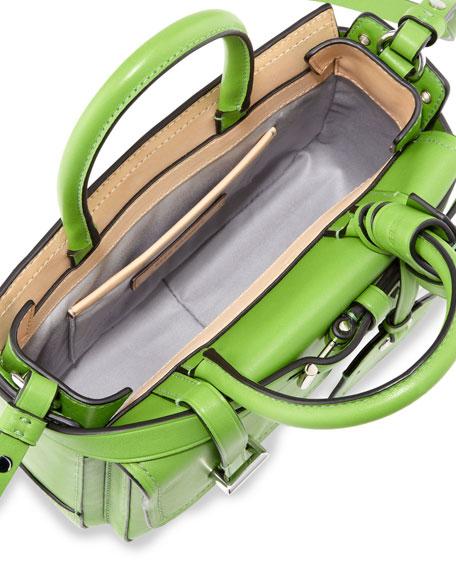 Boxer Micro Tote Bag, Green