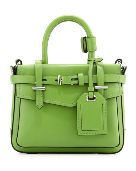 Boxer Micro Tote Bag, Green