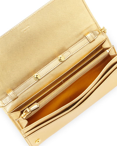 4e7ab14de8e9 Prada Gold Wallet On A Chain   Stanford Center for Opportunity ...