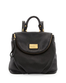 MARC by Marc Jacobs Classic Q Mariska Backpack, Black