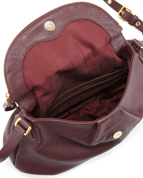 Classic Q Natasha Crossbody Bag, Brown