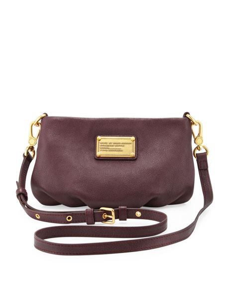 Classic Q Percy Crossbody Bag, Brown