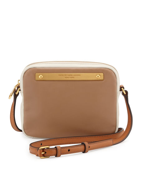 Goodbye Columbus Mireu Crossbody Bag, Brown