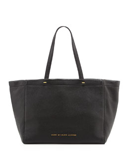MARC by Marc Jacobs What's the T Tote Bag, Black