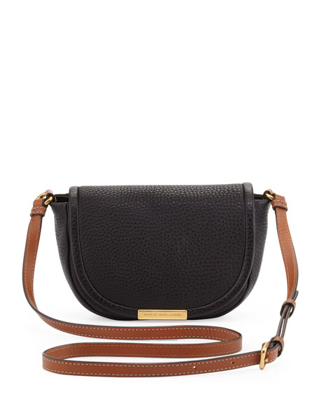Softy Saddle Crossbody Bag