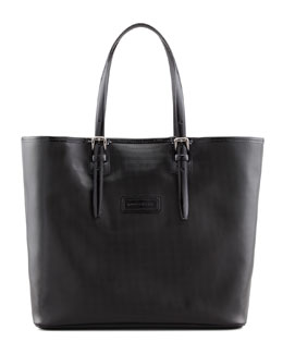 Longchamp Derby V Large Tote Bag, Black