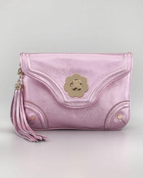 Mini Clutch Bag, Rose