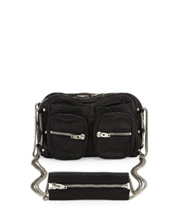 Alexander Wang Brenda Chain Shoulder Bag, Black