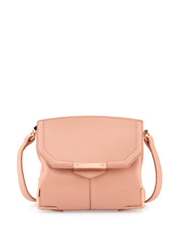 Alexander Wang Marion Prisma Skeletal Shoulder Bag, Rose